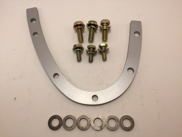 A Series Timing Chain Reinforcement Plate
