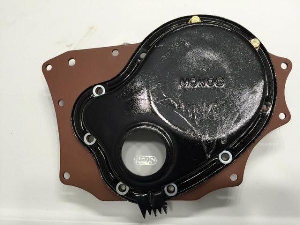 mgb timing chain cover 1